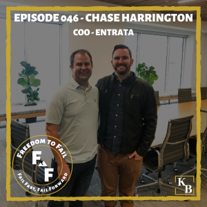 046 - Chase Harrington Episode Cover
